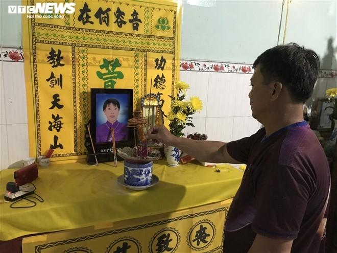 Giam doc BV Cai Lay nghi lien quan giet nguoi: Chong nan nhan len tieng