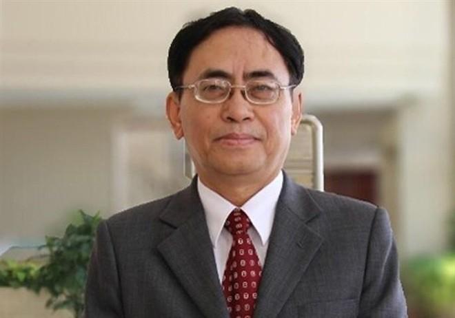Nguyen Pho Giam doc Dai hoc Quoc gia TP.HCM qua doi