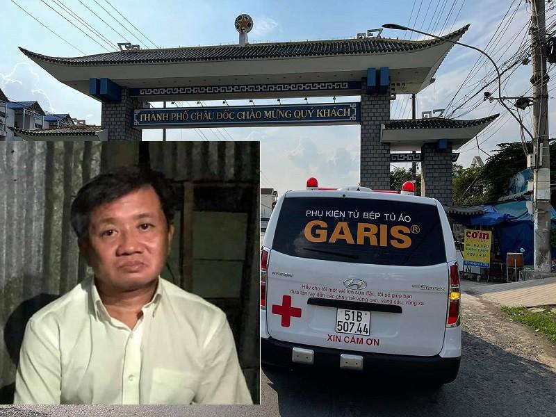 Ong Doan Ngoc Hai doi 106 trieu dong, thanh pho Chau Doc da tra lai