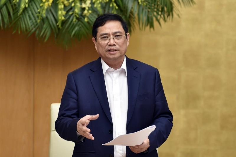Phan cong cong tac cua Thu tuong Pham Minh Chinh va cac Pho Thu tuong Chinh phu-Hinh-2
