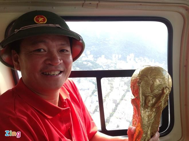 Cong ty cua tan chu tich CLB Hai Phong kinh doanh nhu the nao?