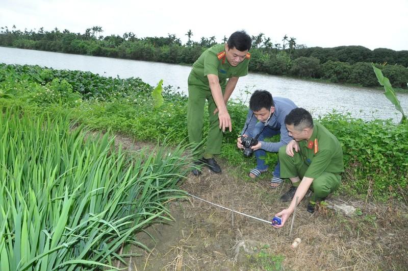 Hai Duong: Vuong day dien tran bay chuot, mot nguoi phu nu tu vong