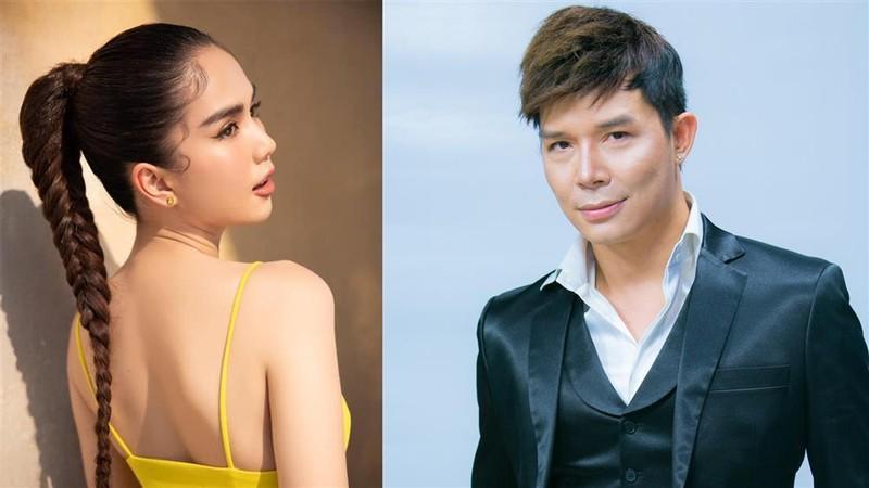 """5 nhan vat showbiz manh dan boc Ngoc Trinh """"song ao"""""""