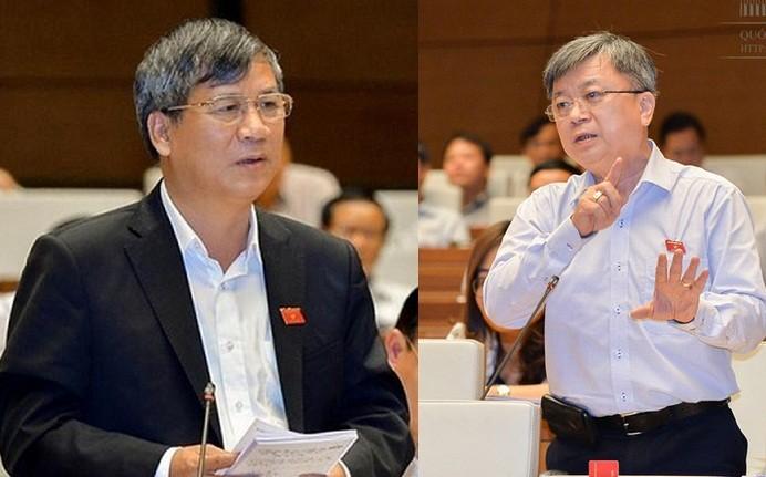 Ong Nguyen Anh Tri, Truong Trong Nghia tu ung cu Dai bieu Quoc hoi