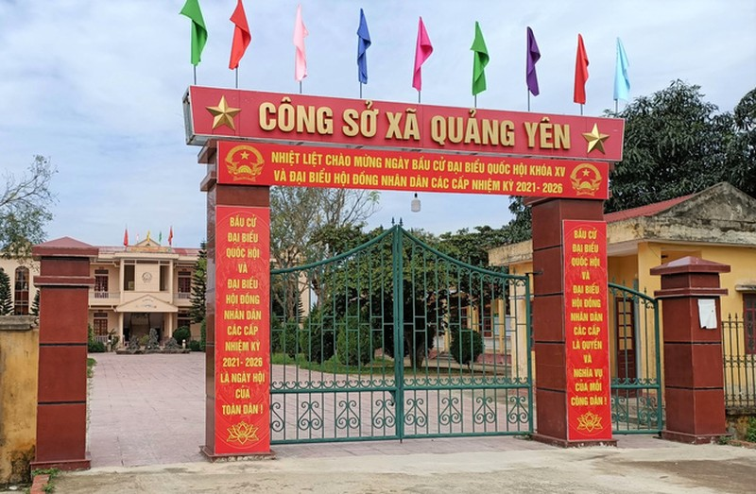 Can bo xa tiep tay 7 nguoi huong sai che do chinh sach o Thanh Hoa