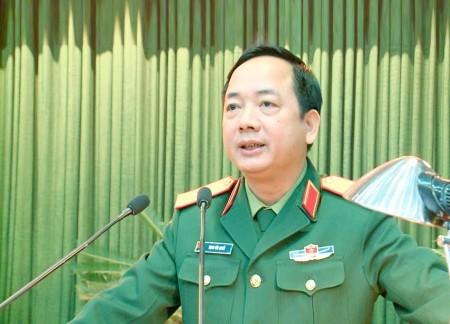 Chan dung tan Pho Chu nhiem Tong cuc Chinh tri QDND Viet Nam-Hinh-6