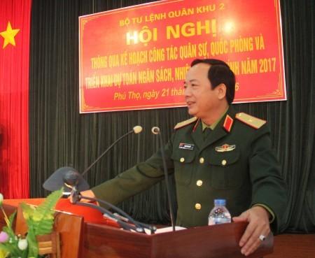 Chan dung tan Pho Chu nhiem Tong cuc Chinh tri QDND Viet Nam-Hinh-8