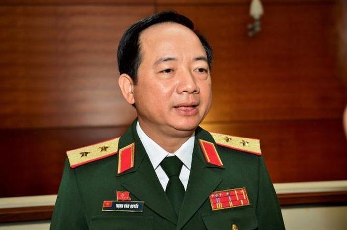 Chan dung tan Pho Chu nhiem Tong cuc Chinh tri QDND Viet Nam