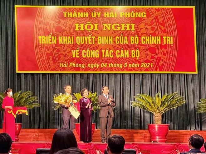 Chan dung tan Bi thu Thanh uy Hai Phong Tran Luu Quang-Hinh-2