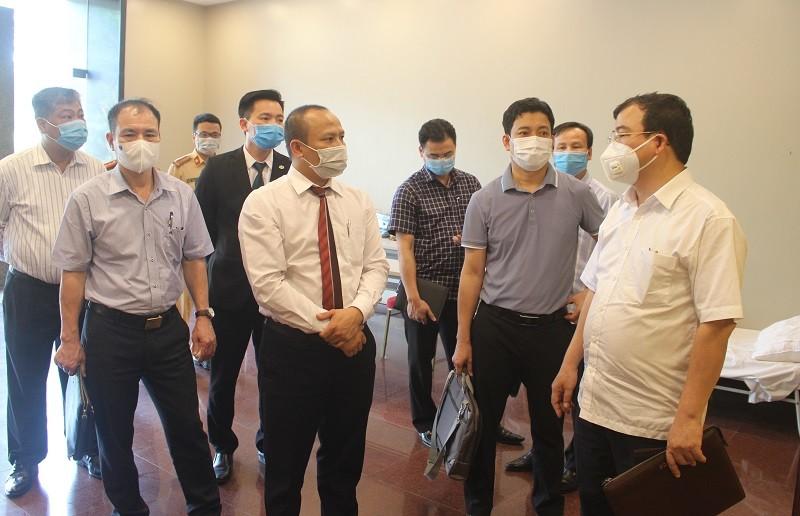 Hai Duong: Dung to chuc dam cuoi, dam tang chong dich COVID-19-Hinh-2