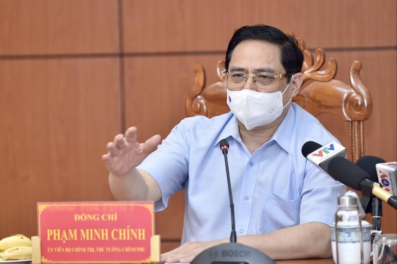 """Thu tuong hop khan voi 6 tinh bien gioi Tay Nam: Thoi diem """"nuoc soi, lua bong"""""""