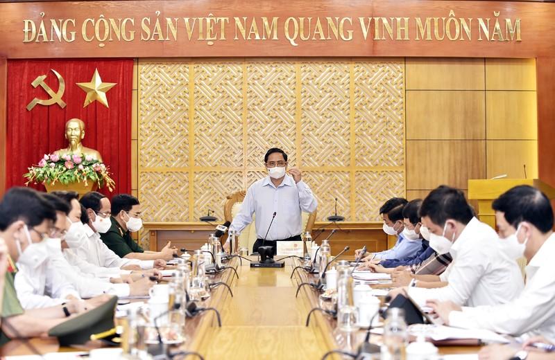 Hon 2.000 ca nhiem, mot minh Bac Giang khong the chong do duoc dich benh