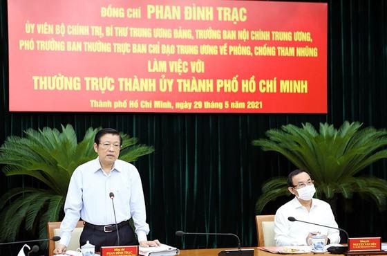 "TP HCM can day nhanh xu ly sai pham tai KDT Thu Thiem va cac ""dai an"""