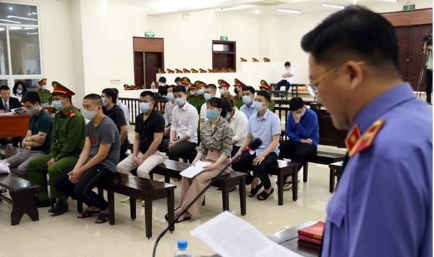 Vien Kiem sat khang nghi ban an so tham vu Cong ty Nhat Cuong