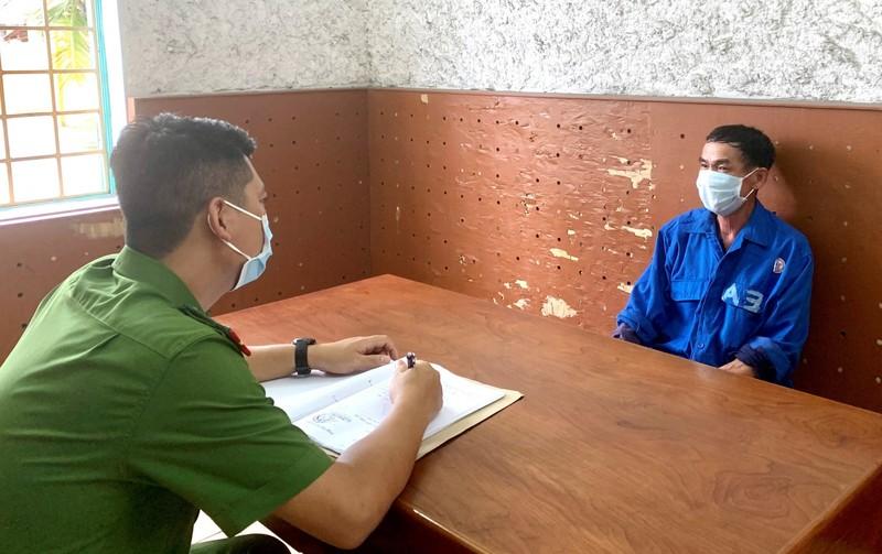 Quang Ninh: Bat doi tuong thay doi ten ho, tron na sau 34 nam