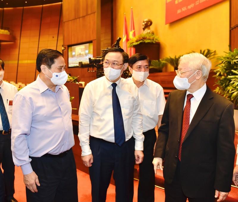 """Tong Bi thu: """"Chuc vu cang cao, cuong vi cang lon cang phai guong mau""""-Hinh-2"""