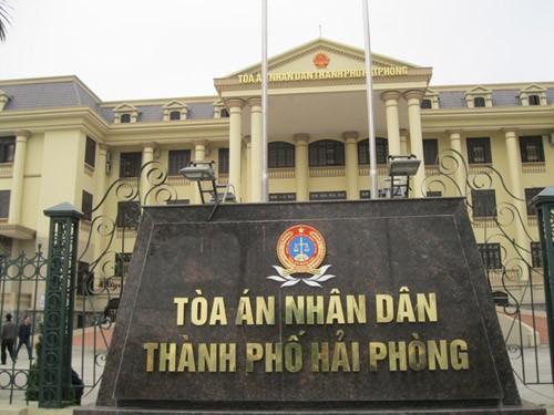 Tat chat ban vao nu tham phan Hai Phong: Nguyen nhan tu cong viec?