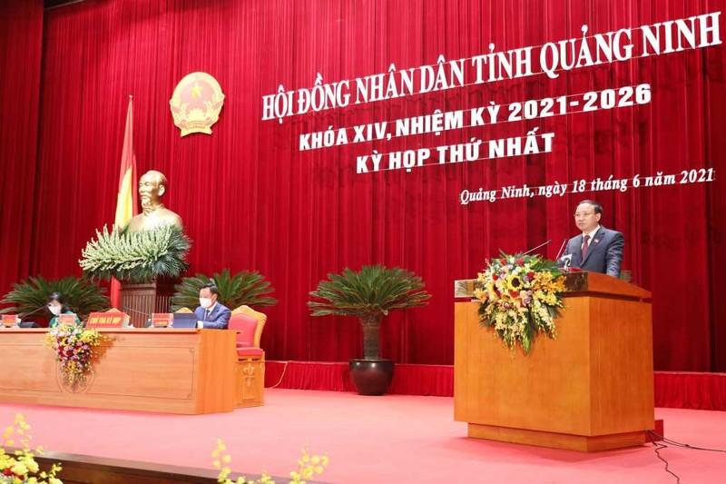 Bi thu Quang Ninh Nguyen Xuan Ky tai dac cu Chu tich HDND Quang Ninh-Hinh-2