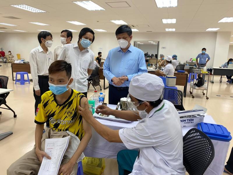 TP HCM: Khong tu tap tren 3 nguoi tai noi cong cong, dung cho tu phat