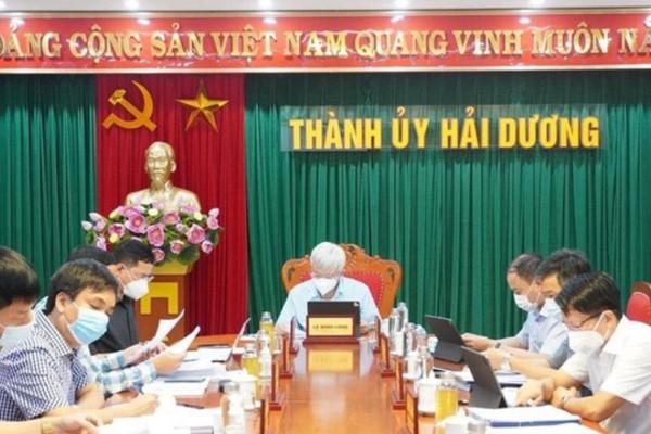 Hai Duong: Chu tich phuong mat chuc do de xay ra gian lan bau cu