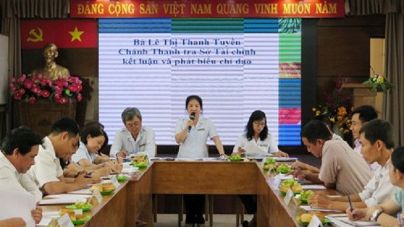 De nghi truy to nguyen Chanh Thanh tra So Tai chinh TPHCM