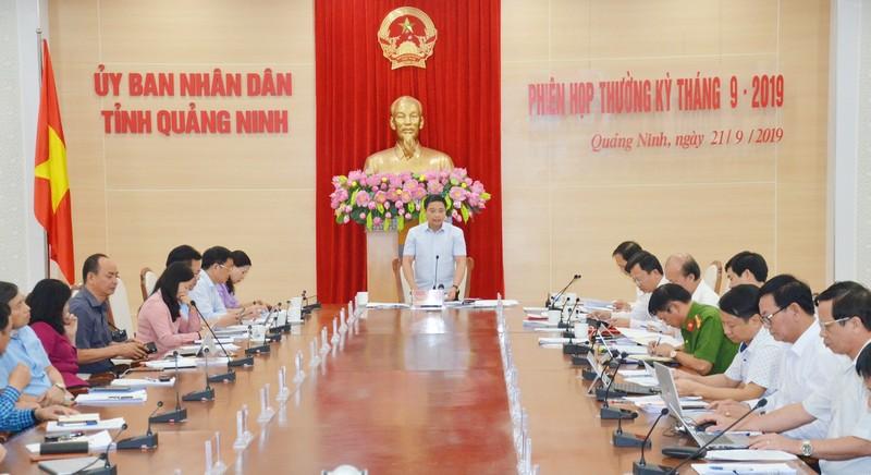 Khien trach Ban can su dang UBND tinh Quang Ninh nhiem ky 2016 - 2021