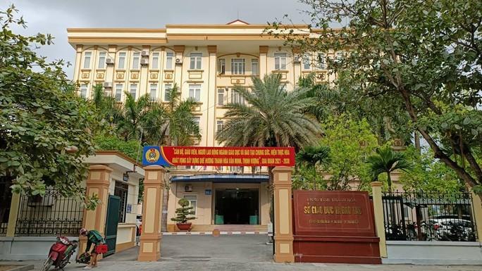 Vi sao nguyen GD So GD&DT Thanh Hoa bi Cong an tra soat tai san?