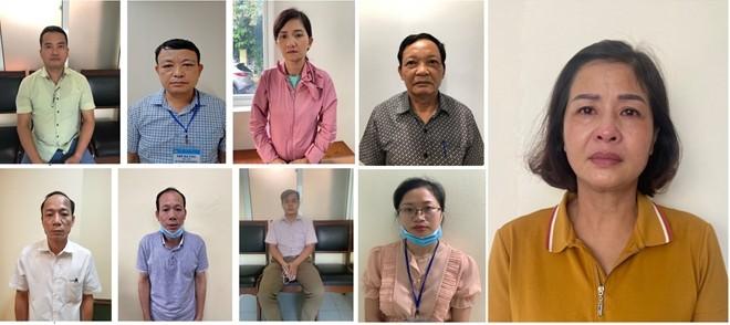 Cuu GD So GD&DT Thanh Hoa: An chan ca do dung hoc sinh… an nao xung?
