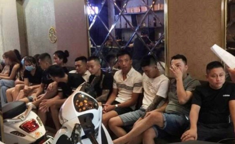 Bi thu, Chu tich 3 quan, huyen o Hai Phong bi kiem diem