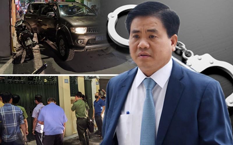 Khoi to ong Nguyen Duc Chung: Vi vu loi hay dong co gi?
