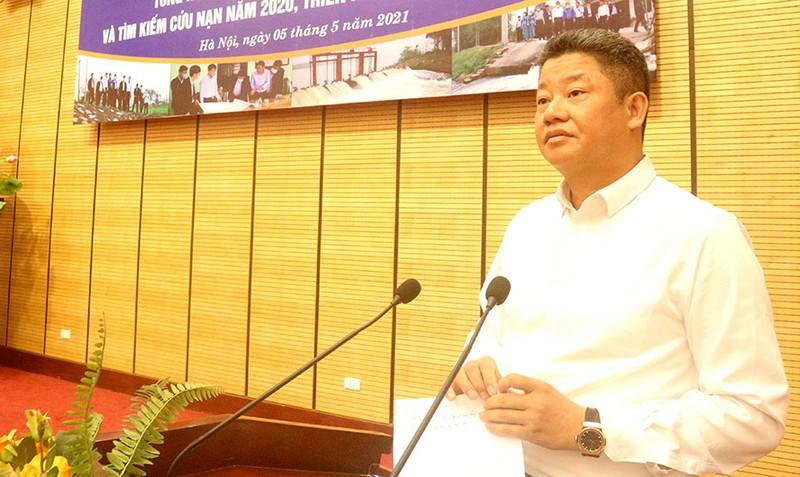 Lien quan vu Nhat Cuong, Pho Chu tich Ha Noi bi de nghi xu ly