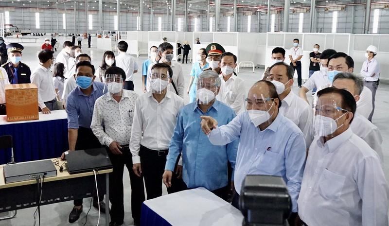 Binh Duong vuot moc 16000 F0: Kich ban ung pho 20.000 – 25.000 F0