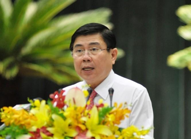 Dieu dong Chu tich TP HCM giu chuc Pho Truong Ban Kinh te Trung uong