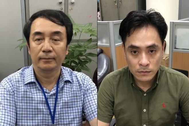 Ly do ong Tran Hung bi khoi to lien quan vu SGK gia