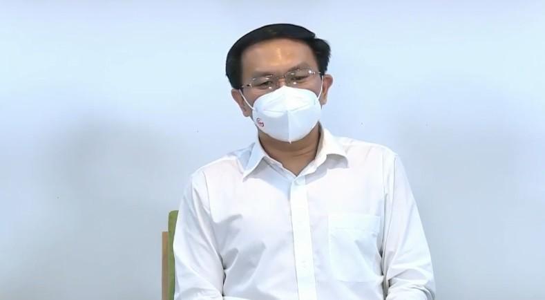 """Livetream """"Dan hoi - TP tra loi"""": Bao van de cho Lanh dao TP HCM?-Hinh-3"""