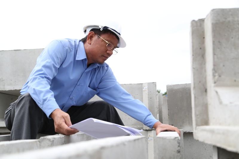 """AHLD Hoang Duc Thao: """"BUSADCO thuc day ung dung cong nghe moi vao san xuat"""
