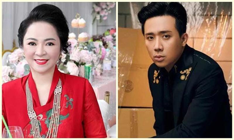 """Tranh dau"" Phuong Hang - Tran Thanh: Biet gi ""che tai"" nghe si nop thue TNCN?"