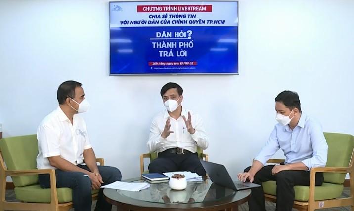"""Pho Chu tich TP HCM: """"TP khong muon gian cach xa hoi nang ne hon nua"""""""
