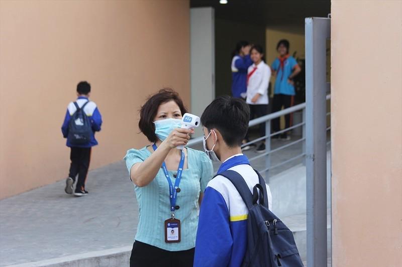 "Ha Noi xay dung 4 kich ban, du kien cho HS ""vung xanh"" tro lai truong-Hinh-2"