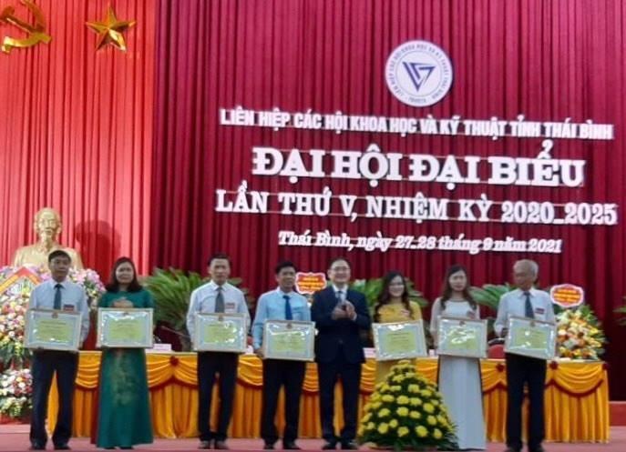 """TSKH Phan Xuan Dung: """"LHH Thai Binh dong gop vao su nghiep phat trien kinh te, xa hoi""""-Hinh-2"""
