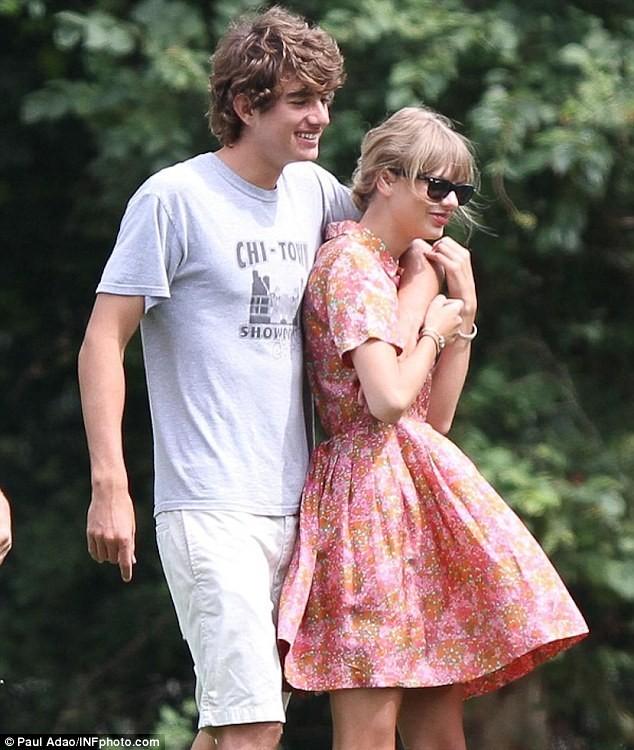 Taylor Swift va 13 moi tinh chong vanh trong 10 nam-Hinh-5