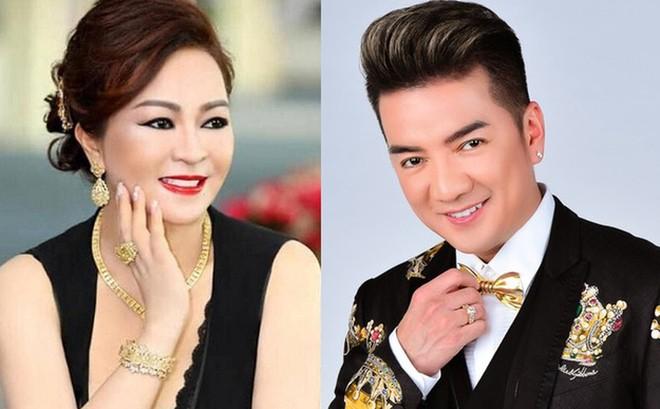 "Ba Phuong Hang to Dam Vinh Hung: CSHS vao cuoc ""vung cam"" thanh vung sang"