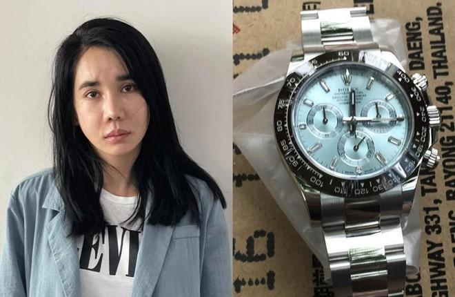 Danh trao dong ho Rolex 2 ty dong cua nguoi tinh: Ket nao cho gai tre?