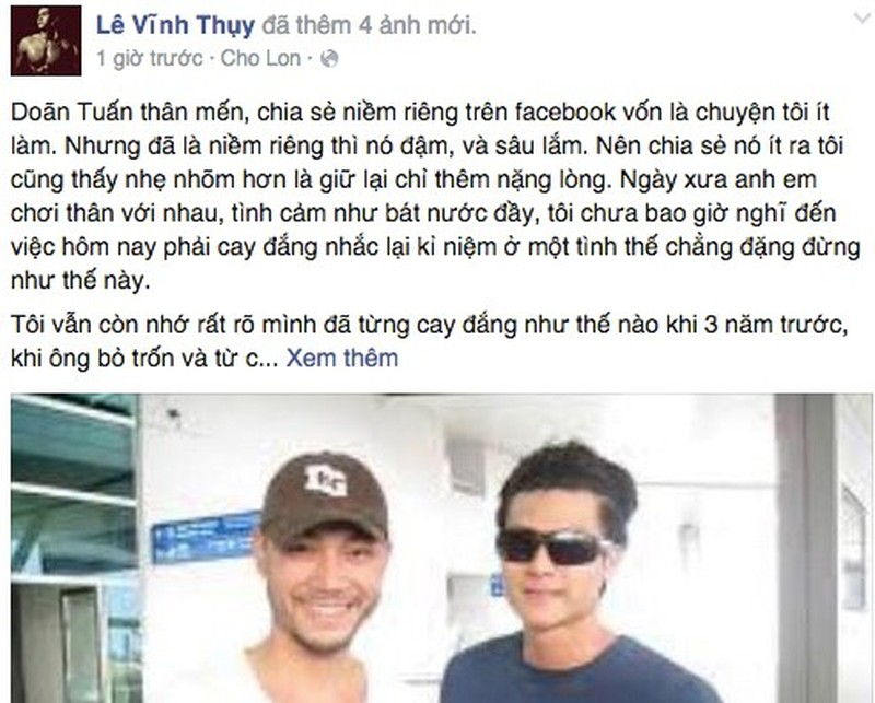 vinh thuy to nguoi mau doan tuan quyt 1,6 ty dong hinh anh