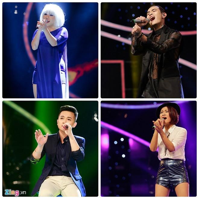 Thi sinh Vietnam Idol sa sut phong do trong dem Gala 2-Hinh-2