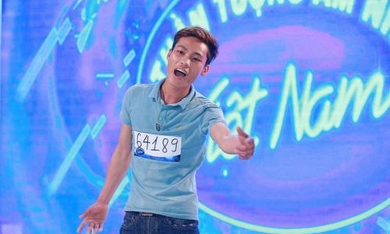 Cuoi ngat voi giong hat cua thi sinh Vietnam Idol 2016