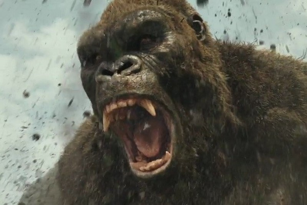 "Thot tim voi trailer ngap tran quai vat cua ""Kong: Skull Island"""