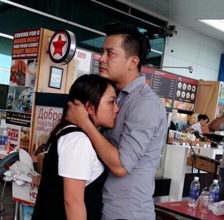Vo dien vien Hoang Anh mang thai sau 2 tuan cuoi-Hinh-2