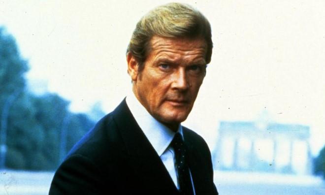 """""""Diep vien 007"""" Roger Moore qua doi vi benh ung thu-Hinh-2"""