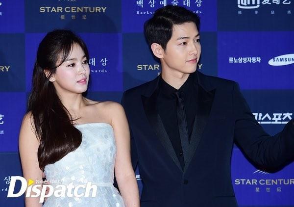 Cha Song Joong Ki phan doi con trai cuoi Song Hye Kyo?-Hinh-2